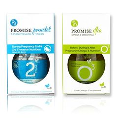 Promise Prenatal Vitamins Stage 2  Daily Pregnancy Multivitamin Supplement, 3 Month Supply with DHA >>> To view further for this item, visit the image link.