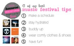 Summer Music Festival Tips brought to you by @Teva! #Ready2Roo #bonnaroo