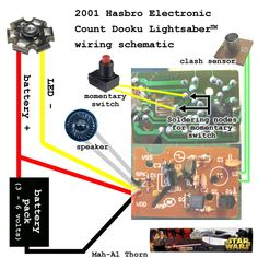 ff746e654e2f9206d108de9d08c0bcde count dooku lightsaber 2010 hasbro lightsaber toy wireing youtube electronics  at mifinder.co