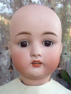 """Продаю Шрайер 133, 24""""_ПРОДАНО - Мы любим антикварных кукол!"""