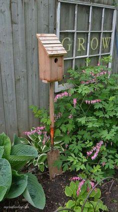370 best Garden recycle ideas images on Pinterest | Garden Art ...