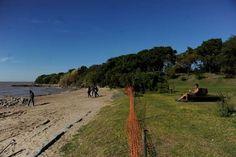 Cambios en la Reserva Ecológica: estrena una playa y un paseo