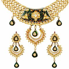 Uttam Chand Jewellers (Known for our impeccable quality and designs, we are a professionally managed company, constantly striving for innovative designs. We offer a wide range of designs to select from and offer customized designs as desired by the client within given period of time. The jewelry is designed by skilled and experienced artisans only.)