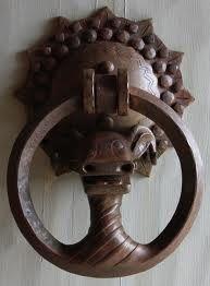 Door knob, Timberline Lodge, Portland, Oregon Knobs And Knockers, Knobs And Handles, Door Knobs, Door Handles, Cool Doors, Unique Doors, Timberline Lodge, Old Keys, Door Accessories