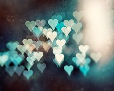 Hey, I found this really awesome Etsy listing at https://www.etsy.com/listing/173274023/abstract-heart-photography-teal