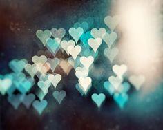 Love. Love. Love. :: Abstract Heart Photography by CarolynCochrane