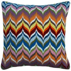 We're fascinated by the art of constructing bargello quilts, made of small squares and rectangles of fabric, which produce intriguing swirl...