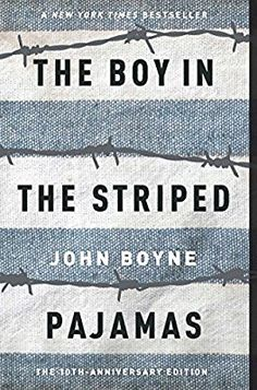 Booktopia has The Boy in Striped Pajamas, Young Reader's Choice Award - Intermediate Division by John Boyne. Buy a discounted Paperback of The Boy in Striped Pajamas online from Australia's leading online bookstore. Boy In Striped Pyjamas, Books To Read, My Books, Library Books, Library Card, John Boyne, National Geographic Kids, Starter Set, Thing 1