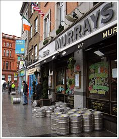 Rolling down the road, Dublin Copyright: Kari Tanskanen