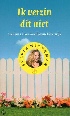 bol.com | Ik verzin dit niet, Sylvia Witteman | Boeken