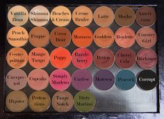 makeup geek eyeshadows swatches and review