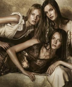 Gangs of New York | Mario Testino  #photography | Vogue US