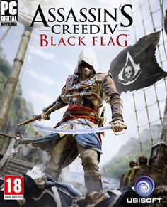 BARGAIN Assassin's Creed IV: Black Flag Windows PC Download £8.99 at Amazon CHEAPEST EVER PRICE - Gratisfaction UK