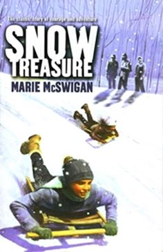 Snow Treasure Country Treasures, Sled, The Fool, Troops, True Stories, World War, Norway, Brave, Baseball Cards