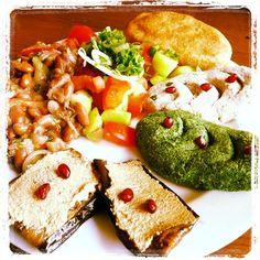 Georgian salads