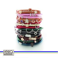 La collezione di braccialetti componibili per creare un fantastico mondo... il tuo!