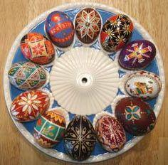 logo - pisanki easter eggs