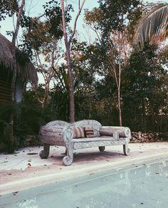 Beautiful design at our hotel in Tulum Una Vida
