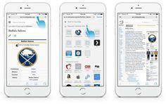iPhone acceder al Historial desde página web con iOS 8.3