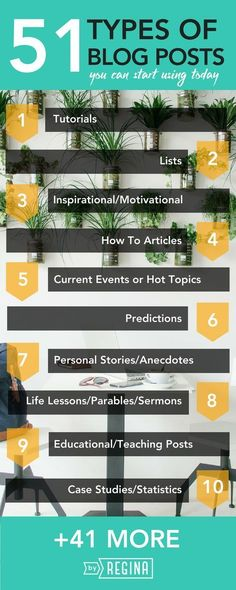 Tons of ideas for original, engaging #blog content. Definitely gotta check out this list!