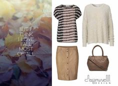 Don't you just love autumn colours in nature? Whats your outfit for today? What exist more comfortable then a three-piece-set? Moon leather skirt by Second Female Frill knit by Second Female Day Aadi by Day Birger et Mikkelsen Middle bag by Depeche The Dagminell Team #dagminellshops #budapestfashion #welovebudapest #shoppinginbudapest #budapestshopping #vasarlas #divat #magyarig #danishfashion #danishdesign #hegyvidekkozpont #szentistvanter #fashionista