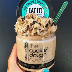 Cookie Dough from the Cookie Dough Cafe