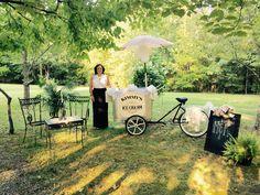 Ice Cream Trike for Wedding