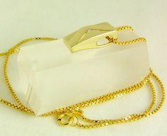 Zeitlose Eleganz: MASSIVER BRILLANT GLEITER mit von GoldenShop24 Shoulder Bag, Etsy, Vintage, Bracelets, Bags, Jewelry, Fashion, Gliders, Gold Jewellery