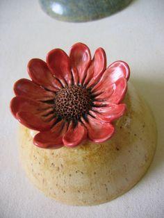 ceramic flower | token: Flower Domes