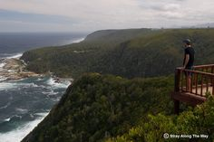 Storms River Mouth in the Garden Route National Park is best known to hikers as the start of the famous Otter Trail, but check out some of these hikes. River Mouth, Along The Way, Storms, Otters, South Africa, Coastal, Trail, National Parks, Scenery