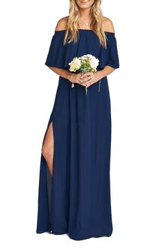 Hacienda Convertible Gown Show Me Your Mumu #nordstrom #sponsored