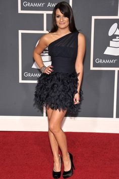 Lea Michele ...love the dress..