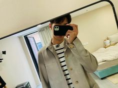 Lai Guanlin, Photo And Video, Coat, Instagram Posts, Jackets, Idol, People, Photos, Fashion