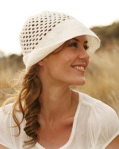 Easy+Crochet+Hat | 12 Caps Hats for women (DIY straw, bucket and crochet hat/ fedora ...