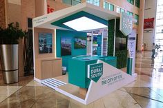 DUBAI SOUTH on Behance Exhibition Stall, Exhibition Stand Design, Exhibition Display, Standing Signage, Expo Stand, Street Marketing, Guerrilla Marketing, Web Banner Design, Tiny House Cabin