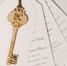 Wedding Invitations - luxury lasercut & origami invitations - Laser Cut Image Gallery