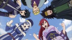 ➰ - Q: Who is your favorite pair of friends in Fairy Tail? ⚔️A: Natsu & Happy or Lucy & Levy - - {credits to owner} Fairy Tail Movie, Fairy Tail Family, Fairy Tail Couples, Fairy Tail Ships, Laxus Fairy Tail, Fairy Tail Manga, Anime Fairy, Fairy Tail Quotes, Gruvia