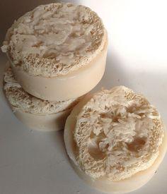 Cocohusk Natural Loofah Soap Bar