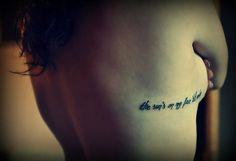 the rest is still unwritten tattoo - Google Search