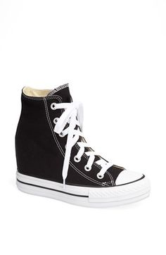 Converse Chuck Taylor® All Star® Hidden Wedge Platform High-Top Sneaker | Nordstrom