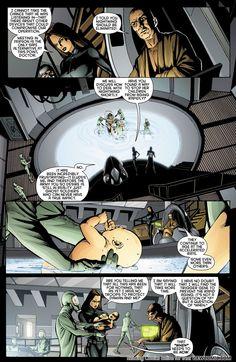 Nightwing v2 146 (2008)  Pg5