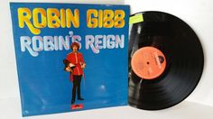 ROBIN GIBB robin's reign, 583 085 - ROCK, PSYCH, PROG, POP, SHOE GAZING, BEAT