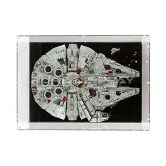 Lego 75192/10179 UCS Millennium Falcon Display Case