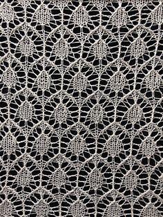 Ravelry: Historic estonian lace pattern by Ege Paju