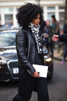 27 Street Style Snaps From London Fashion Week