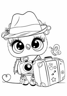 Coloring Pages To Print, Coloring Book Pages, Coloring Pages For Kids, Free Printable Coloring Sheets, Copics, Free Preschool, Preschool Printables, Printing, Drawings