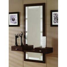 Peque o jarr n de liliums en el recibidor decora tu hogar for Espejos de conforama