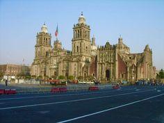 Catedral Metropolitana, Centro Histórico, Ciudad de México