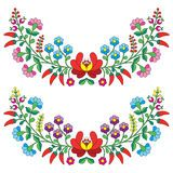 Kalocsai Embroidery - Hungarian Round Floral Folk Pattern - Download From Over 39 Million High Quality Stock Photos, Images, Vectors. Sign up for FREE today. Image: 50647809