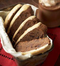 Peanut-Butter Brownie Biscotti